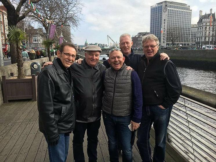 Planning Team for I4J (Ireland for Jesus)