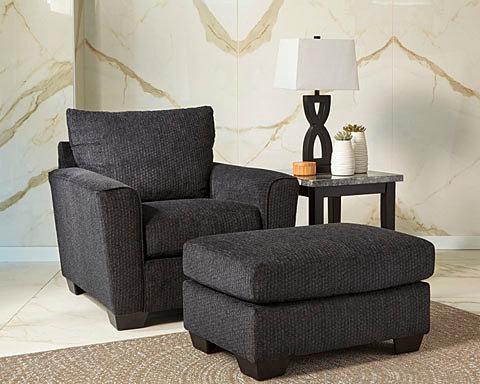 Etonnant Chair With Ottoman 57002 20/14.