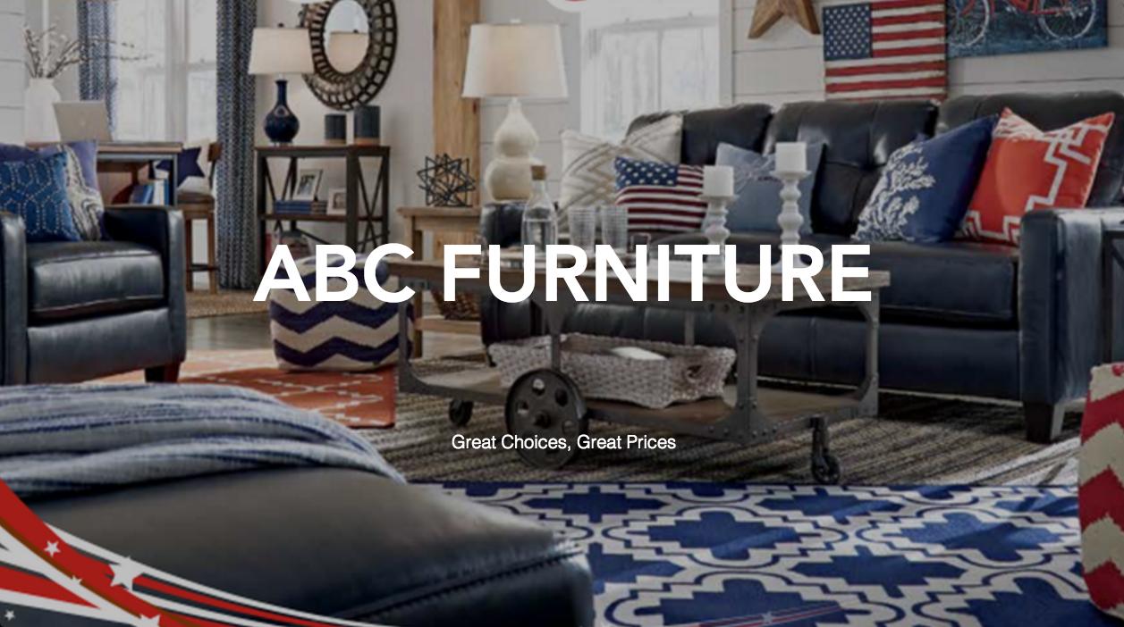 Furniture Stores Houston Tx Houston Abc Furniture