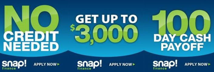 Finance your furniture with Snap Finance