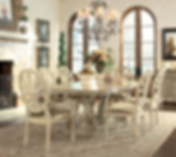 Ashley Ortanique Dining Room Table