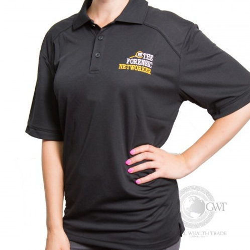 Forensic Networker Unisex Polo shirt