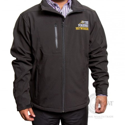 Forensic Networker Mens Executive Jacket
