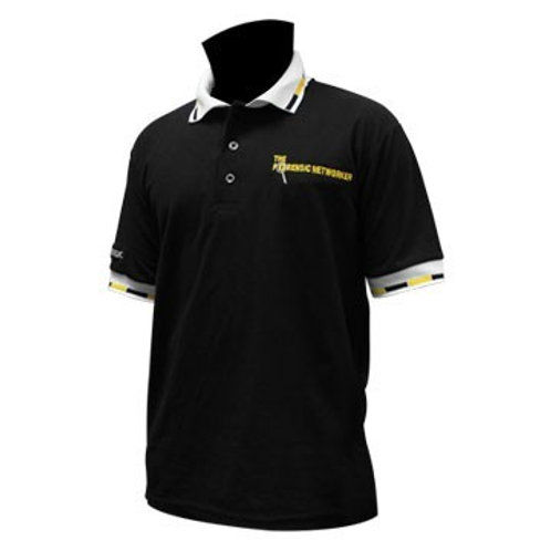 Forensic Networker Unisex Golf Shirt