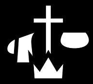 Fourfold Gospel icon - Saviour / Sanctifier / Healer / Coming King