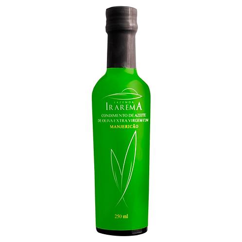 Azeite Irarema Oliva Extra Virgem com Manjericão