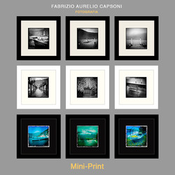 Mini-Print Contemporary Art Under500