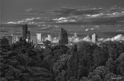 The new skyline of Milan