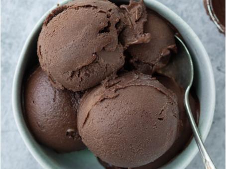 Chocolate Nice Cream