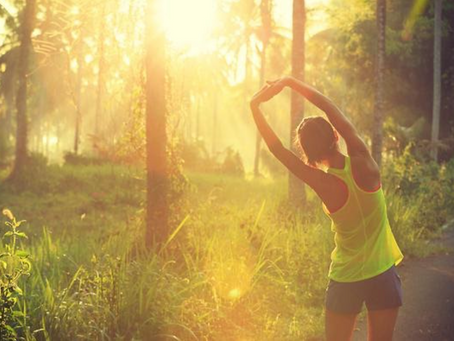 5 Benefits of Exercising in Nature