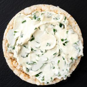 Vegan Chive Cream Cheese