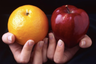 Thoughts on Nutrition: Part 1   . . . eating fruit doesn't make you fat