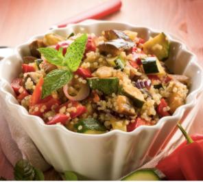 Summer Veggie Quinoa