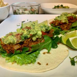 Soyrizo Guaco Tacos
