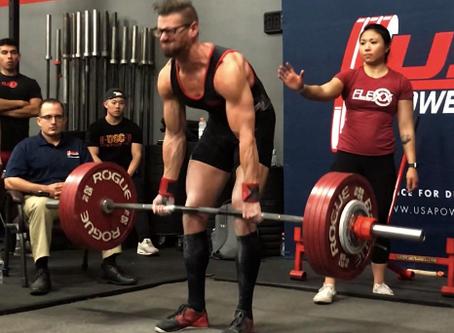 Powerlifting: Weeks 1-6