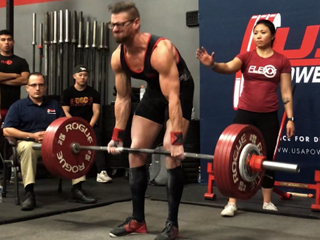 Powerlifting: Weeks 1-6