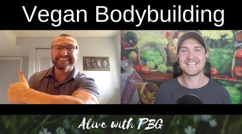 Robert Cheeke interview with Plant Based Gabriel