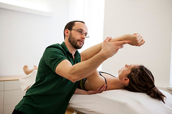 Oliver Gehmayer Physiotherapie