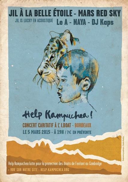 Concert à l'I Boat