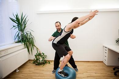 Oliver Gehmayer Sportphysiotherapie