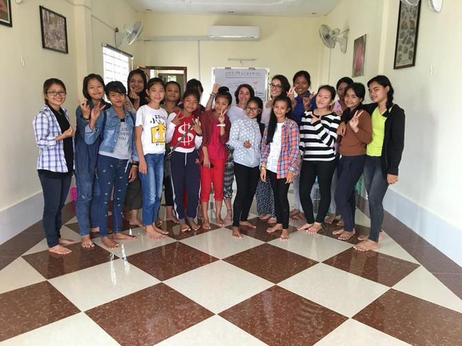 Deuxième jour à Phnom Penh