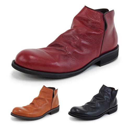 【VARISISTA ヴァリジスタ】  ショートブーツ ブーツ (Z1024)