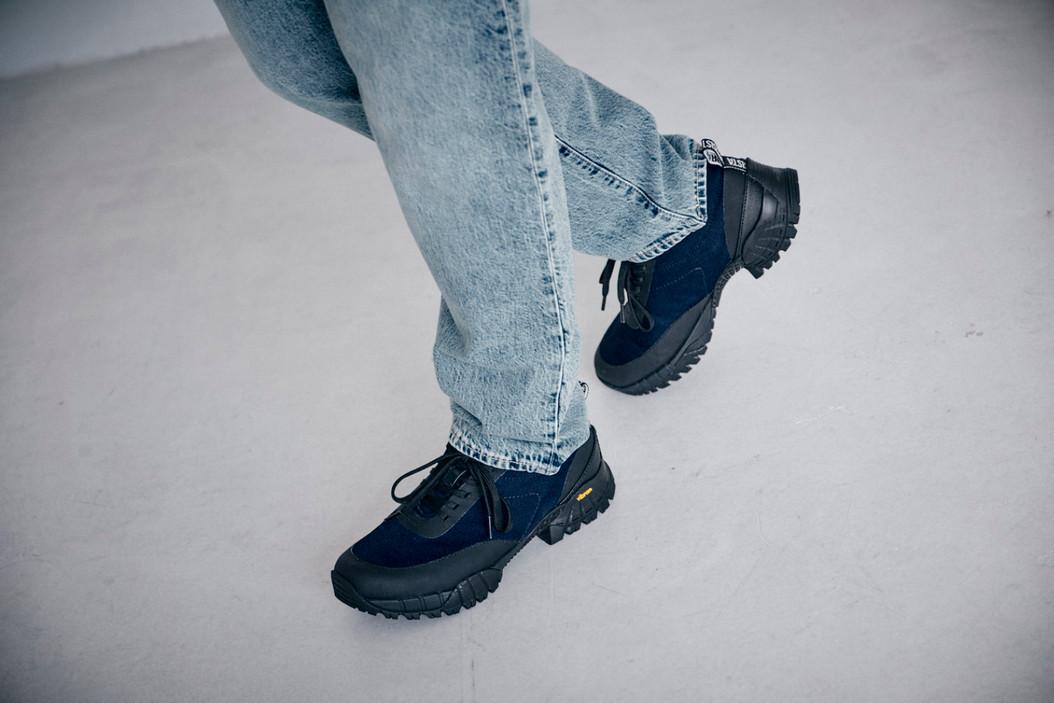 【VARISISTA GlobalStudio ヴァリジスタグローバルスタジオ】トレッキング スニーカー ブーツ(ZS911)
