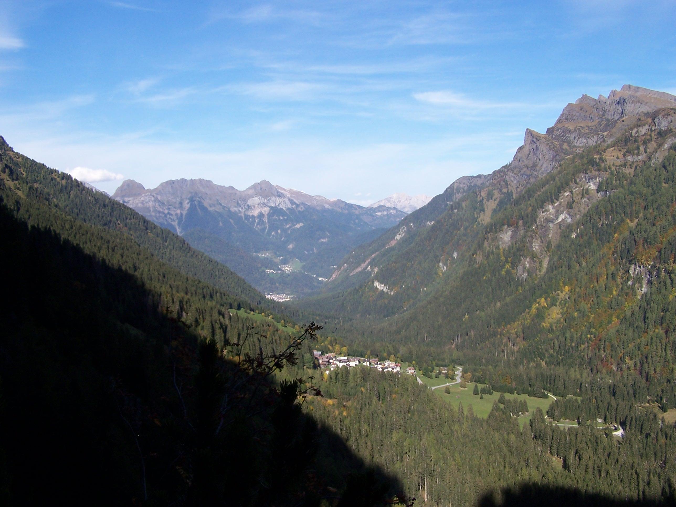 Valle di Garès