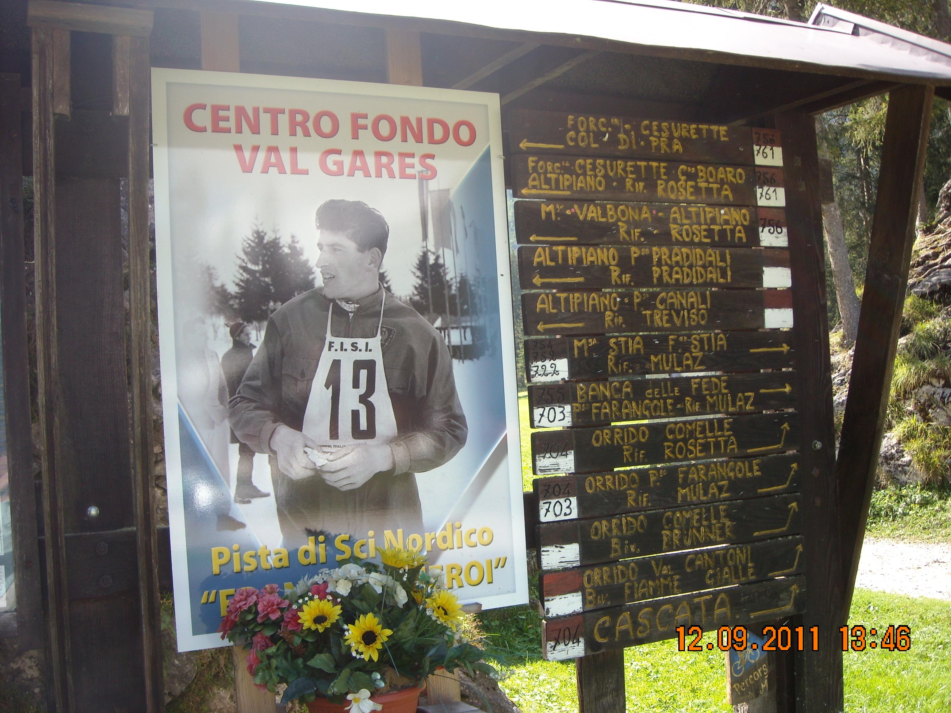 """Centro Fondo """"Franco Manfroi"""""""