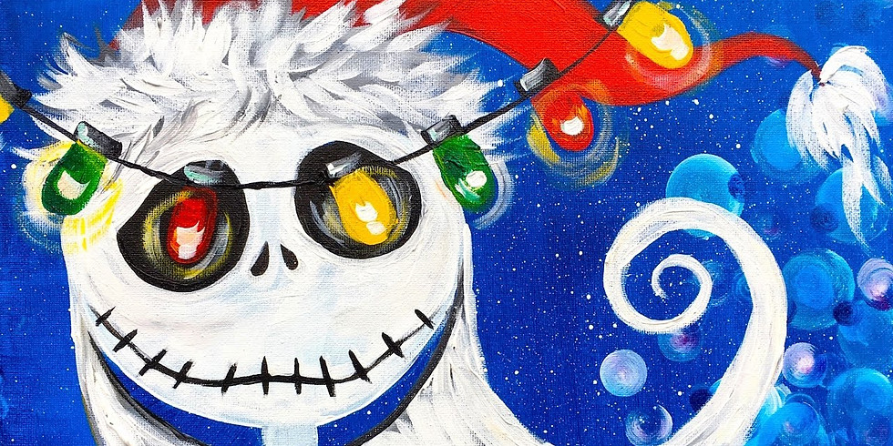 12/16 Jack Skeleton Canvas 2PM-4:20PM