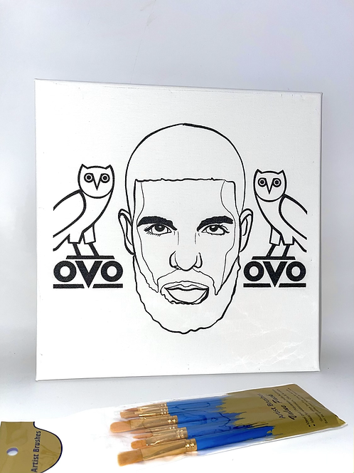 Drake Paint Kit