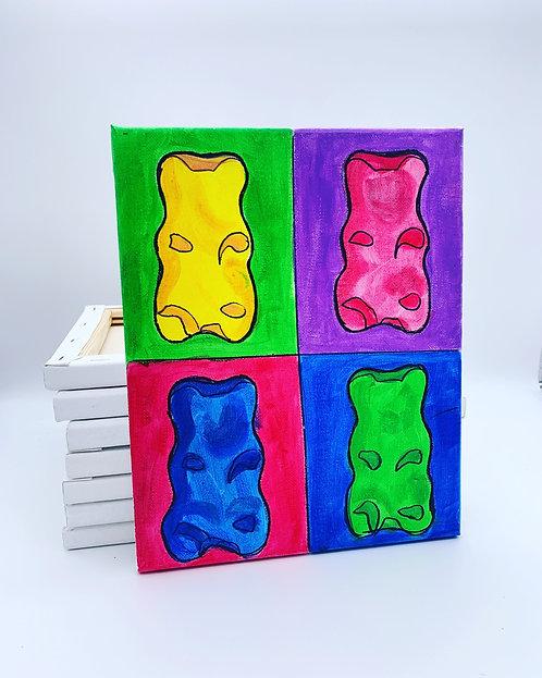 Gummy Yummy Bear