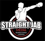 Straight-Jab_white-logo_solid-background