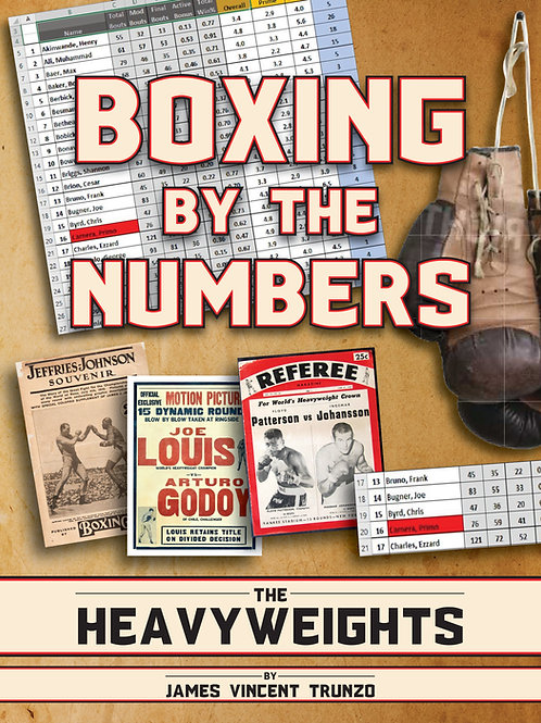 BOXING BY THE NUMBERS: The Heavyweights