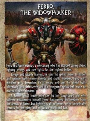 Legendary Gladiator: Ferro