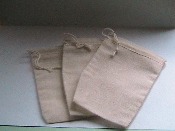 Reusable Muslin Bags