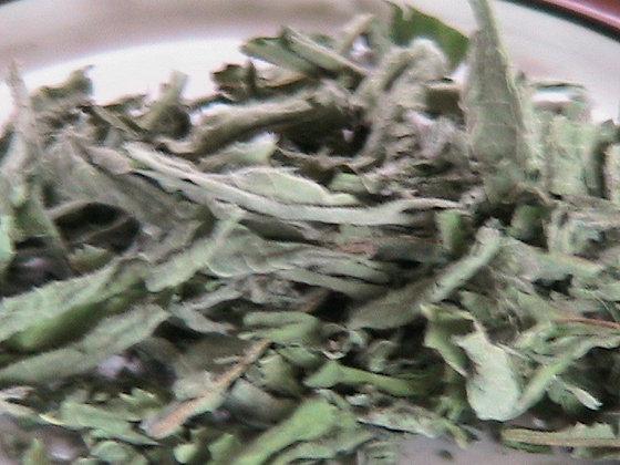 Comfrey leaf    1 ounce