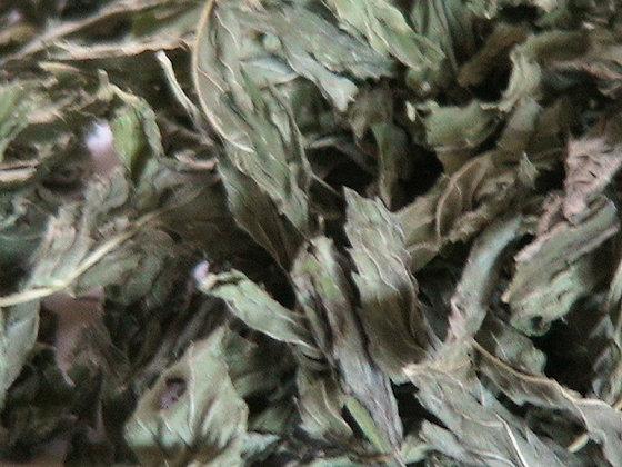 Spearmint leaf    1 ounce