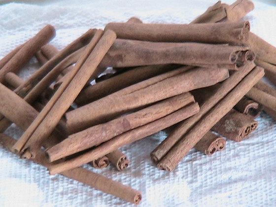 Cinnamon bark    1 ounce