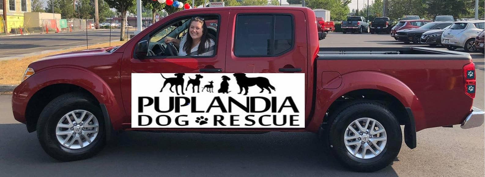 Puplandia Got a New Truck!