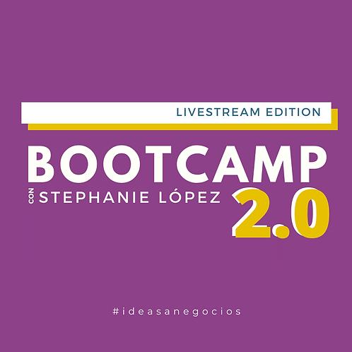 BOOTCAMP 2.0