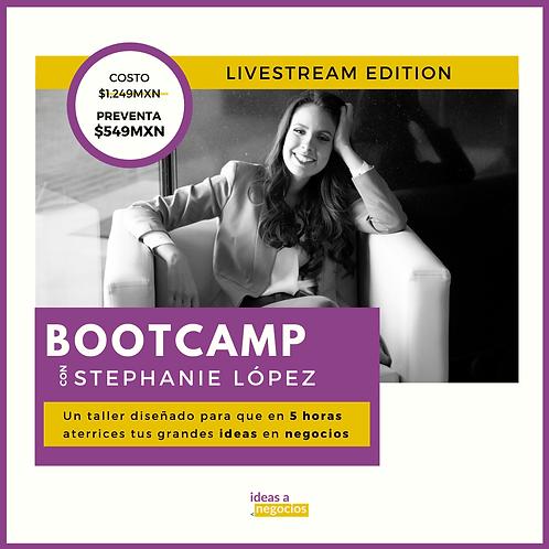 Bootcamp Ideas a Negocios