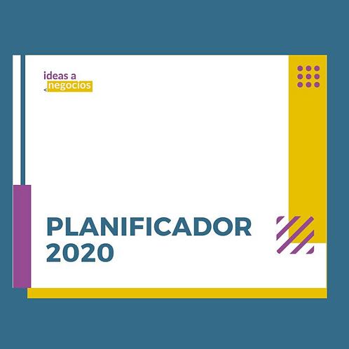 Planificador 2020 para Emprendedores