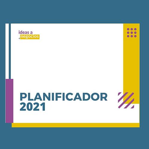 Planificador 2021 para Emprendedores