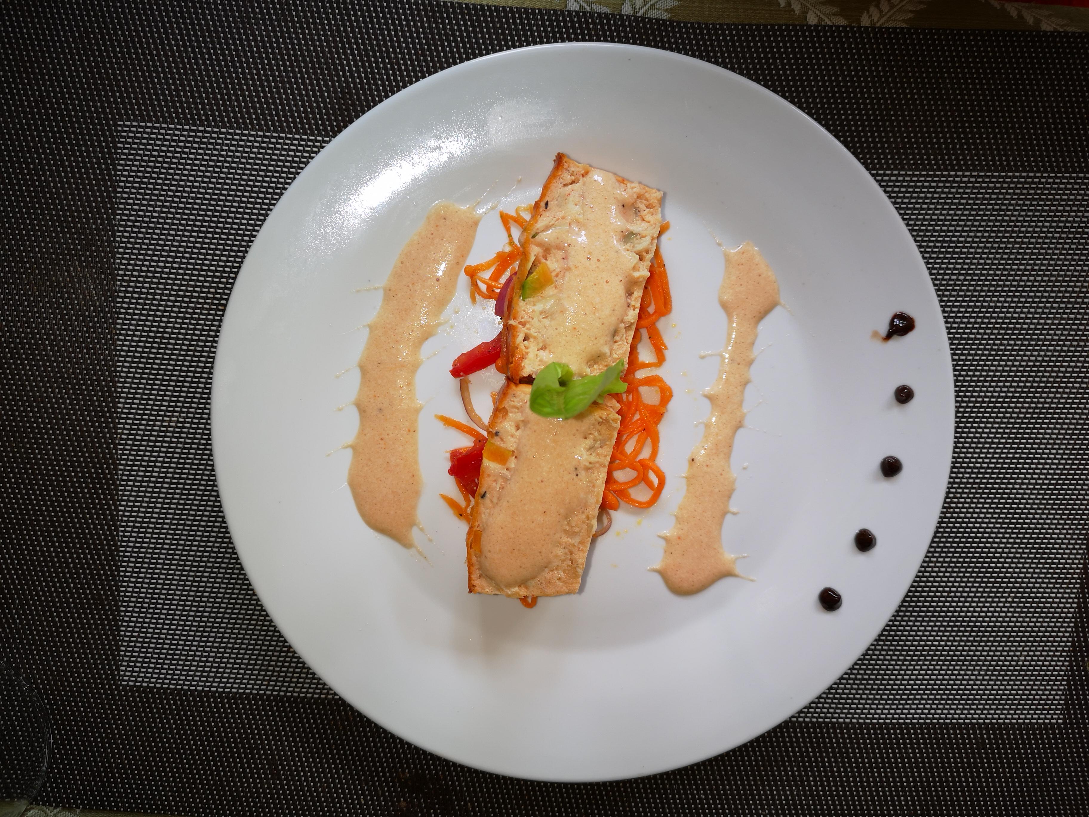 restaurant hôtel Lakana Ramena