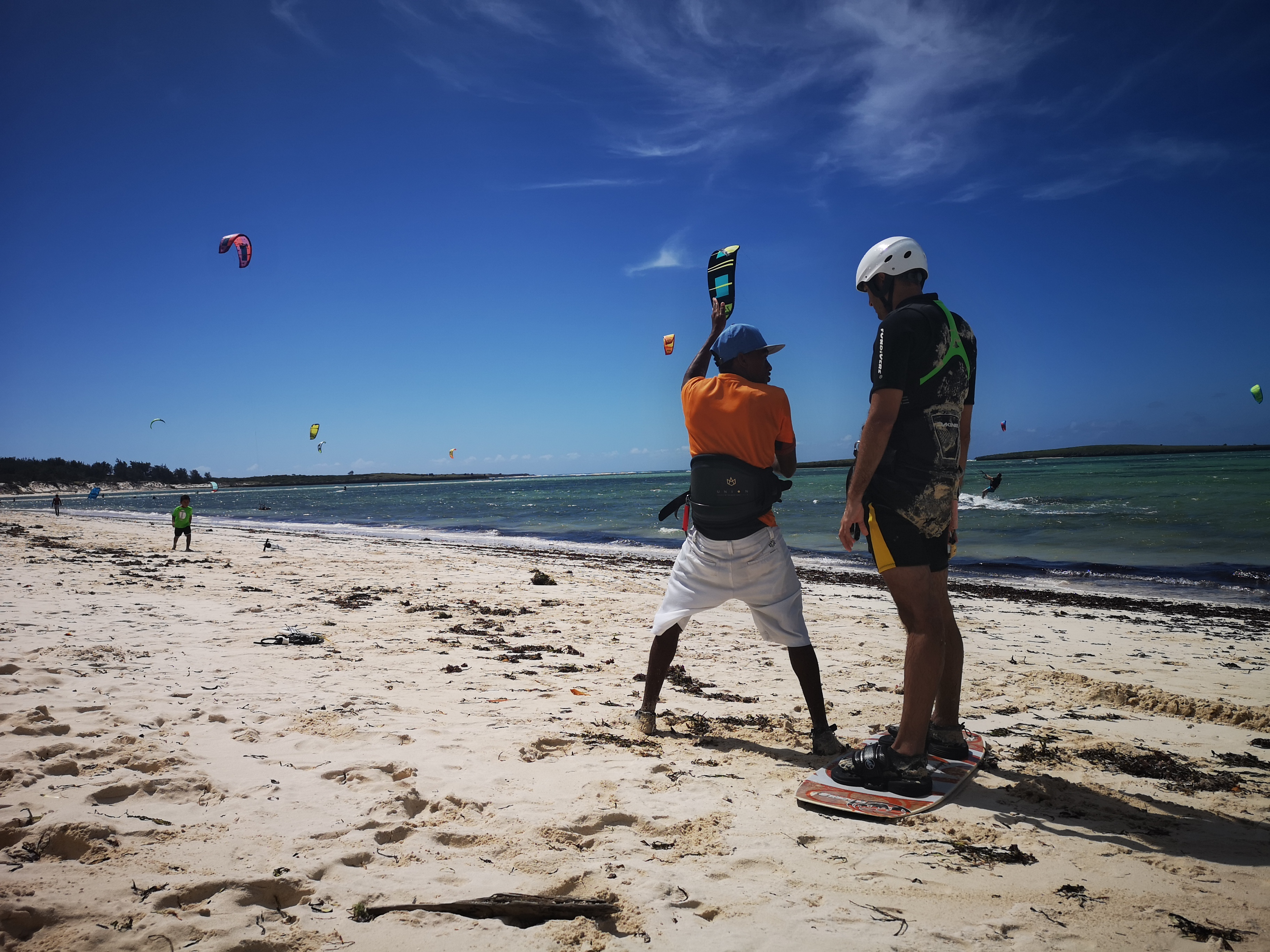 Hotel Lakana kitesurf madagascar