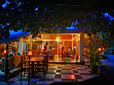 hôtel Lakana Ramena restaurant