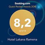 Hôtel Lakana Ramena Madagascar