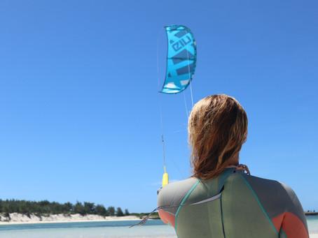 La meilleur école de kitesurf Madagascar