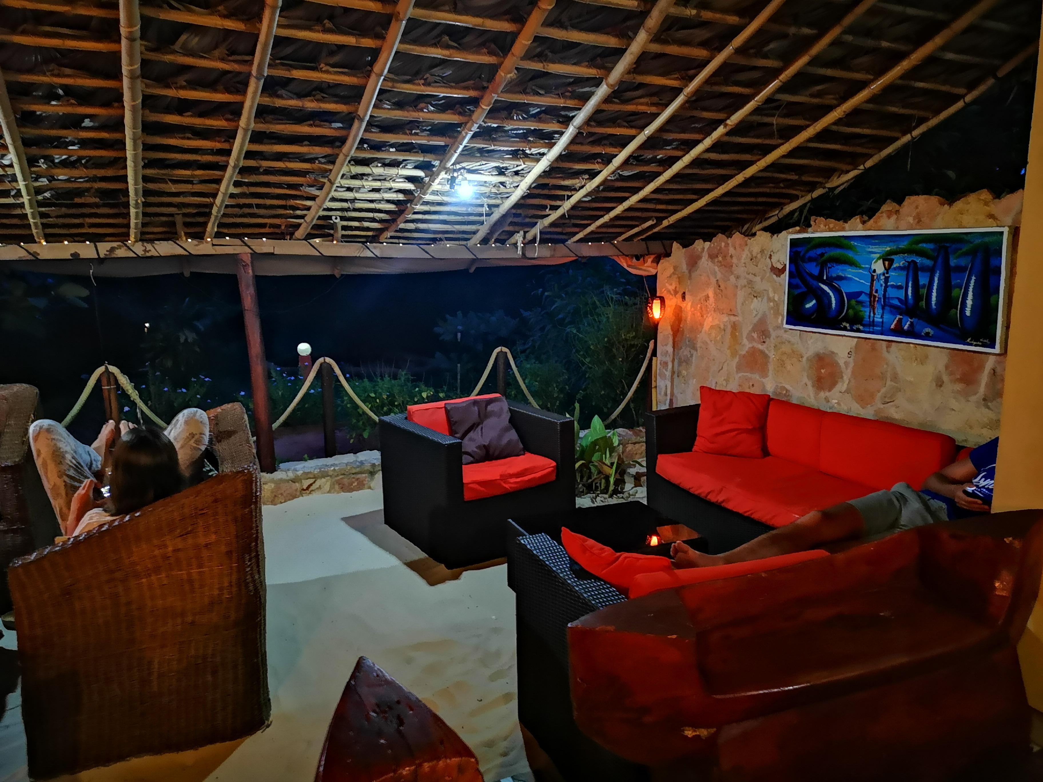Bar hôtel Lakana Diego